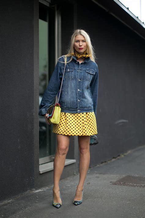 Looks Of The Week Fabsugar Want Need 14 by Milan Fashion Week Ss14 4 Chic Obsession