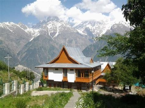 Kinner Kailash Cottage Kalpa by The Kinner Kailash Picture Of Hotel Kinner Kailash