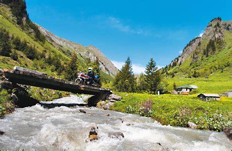 Motorrad Gps Touren by Alpen West Tourenfahrer