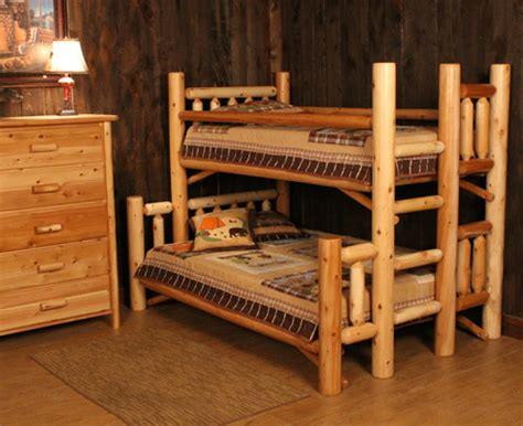 Rocky Top Log Furniture Railing Blog November 2012 Cabin Bunk Beds For