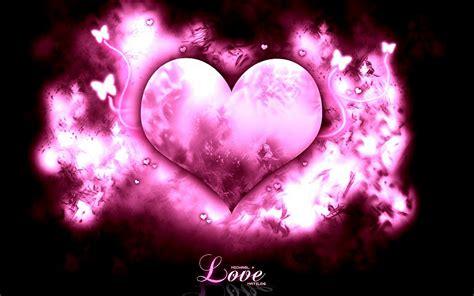 pink heart wallpaper pojok agp pink love heart wallpaper