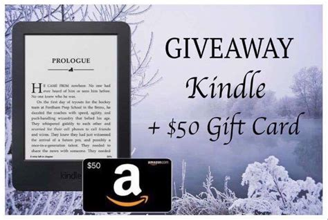 How Do I Use A Kindle Gift Card - win a kindle 50 gift card headtalker