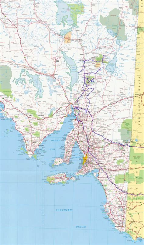 south australia map map south australia pictures to pin on pinsdaddy