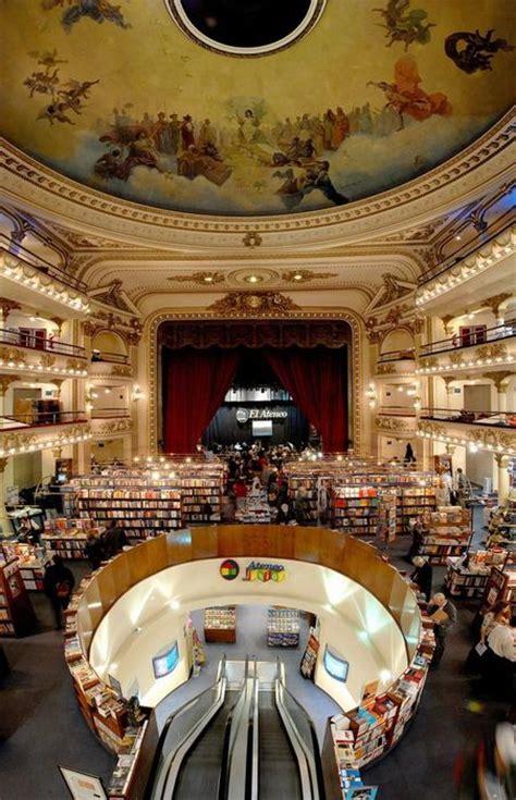 librerias buenos aires libreria el ateneo