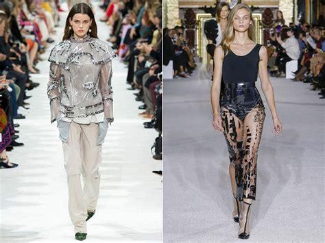 10 top trends for spring summer 2018 vogueit модные тенденции весна лето 2018 топ 10 beautysummary