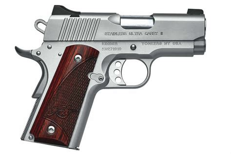 Kimber Ultra Carry 45acp kimber stainless ultra carry ii 45 acp sportsman s