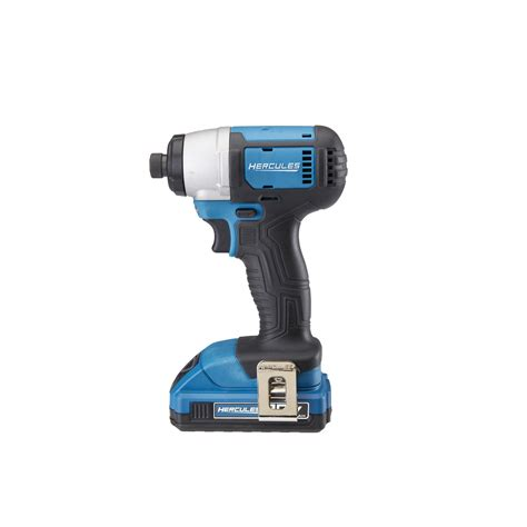 Impact Driver 20v lithium cordless 1 4 in hex compact impact driver kit