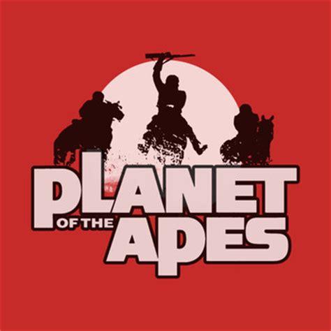 Kaos Planet Of The Apes Logo 1 Lengan Panjang Lpg Kpa01 planet of the apes t shirts teenormous