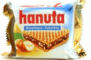 Nutella 1000gr informaci 243 n nutricional de hanuta ferrero snacks