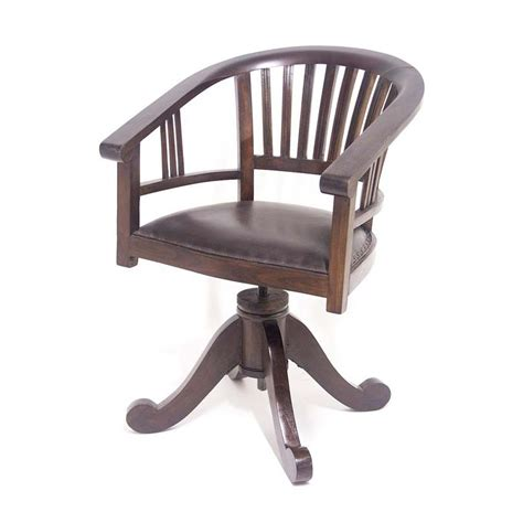 fauteuil de bureau am駻icain fauteuil bureau bois
