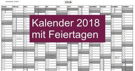 Kalender 2018 Nrw Rosenmontag Kalender 2018 Mit Feiertagen Freeware De