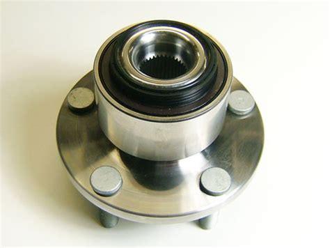 front wheel bearing hub