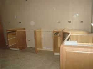 how does it take to install kitchen cabinets kitchen cabinet install today it s for real