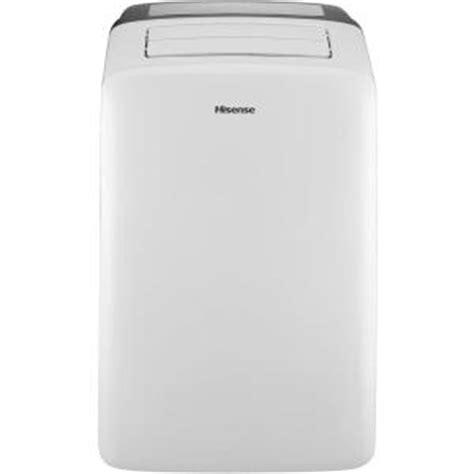 Hisense 12,000 BTU Portable Air Conditioner with I Feel Temperature Sensing Remote CAP 12CR1SEJS