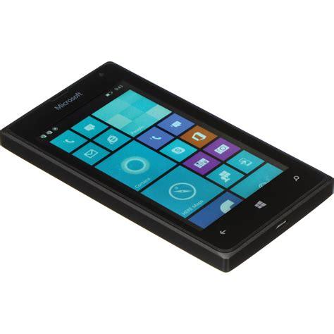 Microsoft Lumia 435 Black Smartphone used microsoft lumia 435 rm 1068 8gb smartphone a00023973 b h