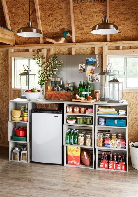 perfect party space tuff shed