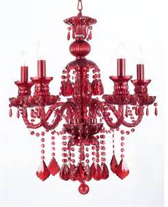 4 light bathroom fixture ruby red crystal chandelier traditional chandeliers