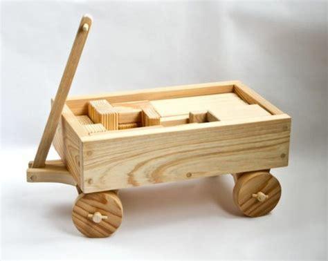 kleine sachen aus holz selber bauen bollerwagen selber bauen 40 ideen und bauanleitungen
