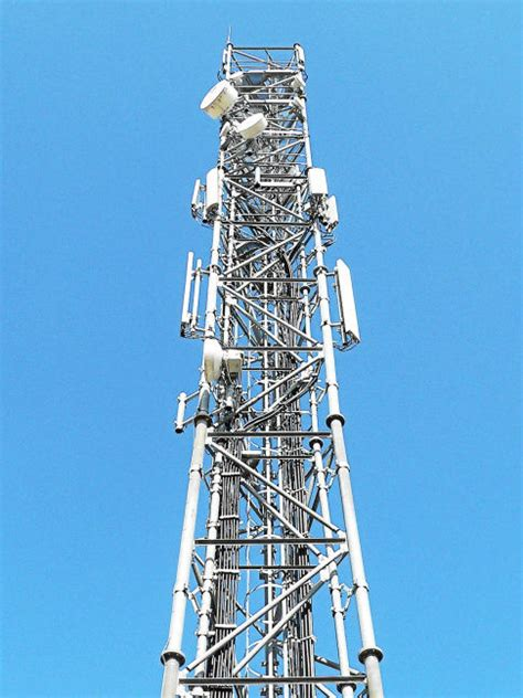 radio tower  improve public safety communications