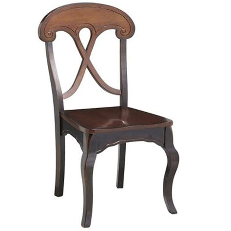 marchella dining chair rubbed black pier 1 imports