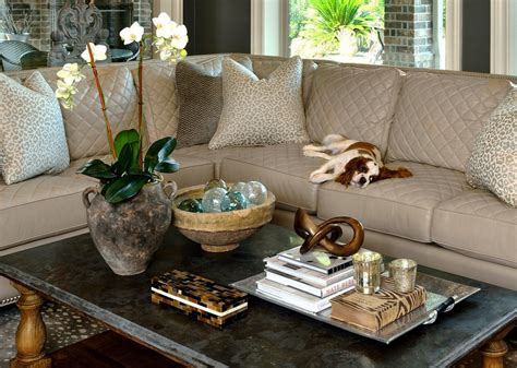 how to style your coffee table an interior designer