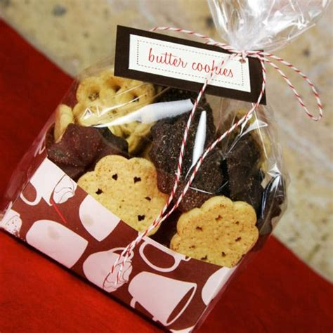 ways to wrap cookies as a gift best 25 cookies packaging ideas on