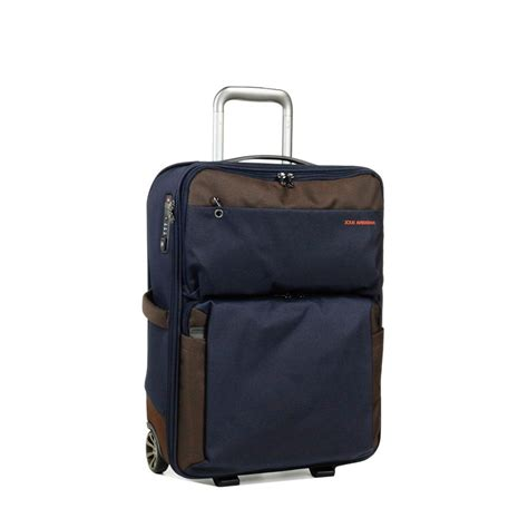 mandarina duck cabin luggage mandarina duck cloud trolley cabin size ifv01 dress blue