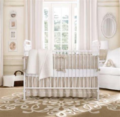 White Iron Baby Crib How To Arrange A Bedroom With A Crib 5 Ways To Get
