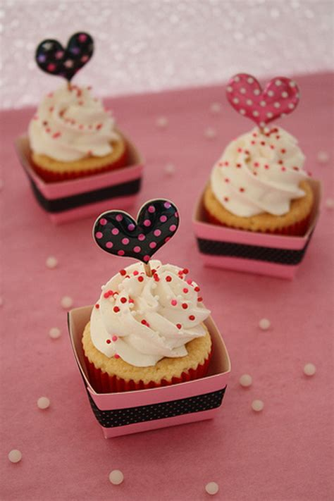 valentines cupcake ideas valentines cupcake decorating ideas family net
