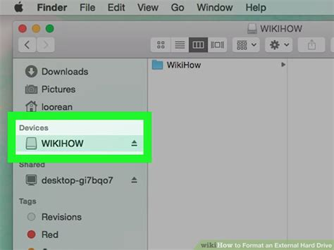 best way to format external hard drive for mac and windows how to format an external hard drive with pictures wikihow