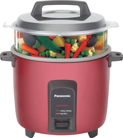 Rice Cooker Panasonic panasonic sr y22fhs electric rice cooker with steaming