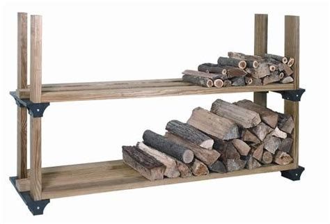 Menards Firewood Rack 2x4basics firewood rack at menards for the home