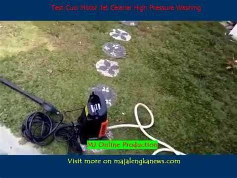 Jet Cleaner High Pressure Lakoni Laguna 70 Mesin Steam Cuci Mobil Ac test steam cuci motor jet cleaner high pressure washing