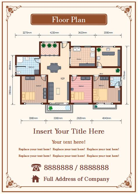real estate floor plans floor plan tool for real estate ads