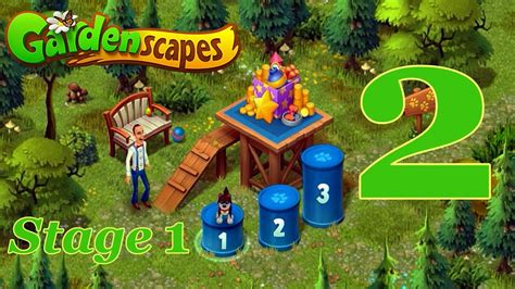 Gardenscapes Trainer Gardenscapes Event Level 2 Stage 1