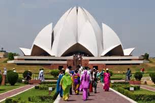 Lotus Temple In Delhi Cool Building Of The Week Lotus Temple Baha I House Of