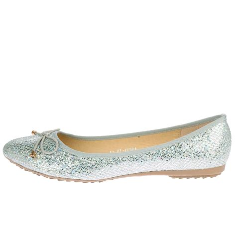 glitter shoes flats womens shoes pumps glitter evening ballet flats