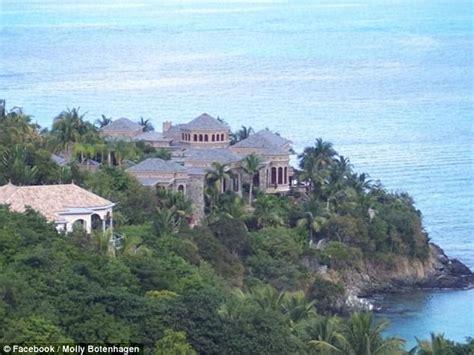 kenny chesney st john house chesney s virgin islands home sheltered 17 during irma