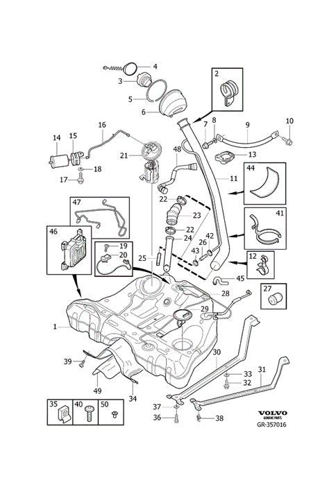 Volvo Part Volvo Parts Schematic Volvo Free Engine Image For User