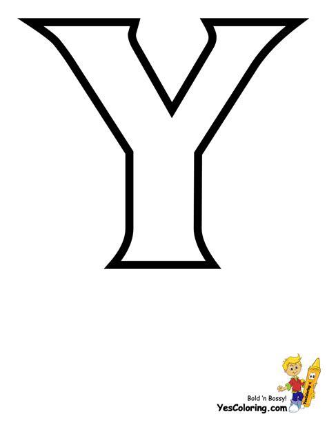 printable letter y standard letter printables free alphabet coloring page