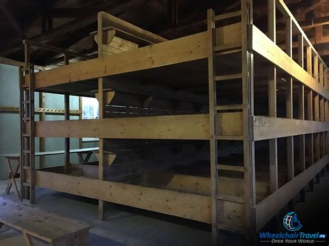 Concentration C Bunk Beds Wheelchair Access At Dachau Concentration C Munich Wheelchairtravel Org