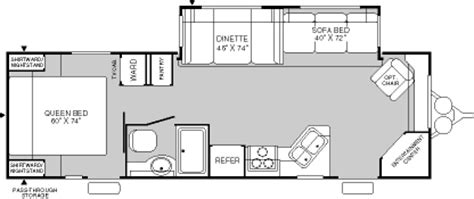 fleetwood terry travel trailer floor plans terry trailers floor plans trailers home plans ideas picture