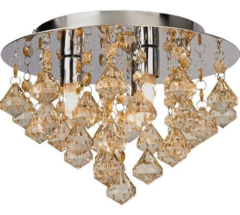 argos ceiling lights buy home 3 light ceiling fitting chagne at argos