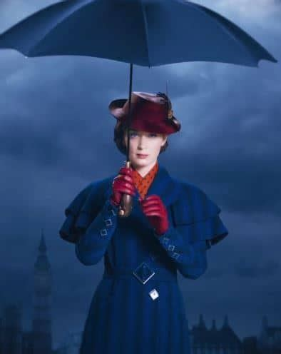 """video: disney releases a motion poster for """"mary poppins"""