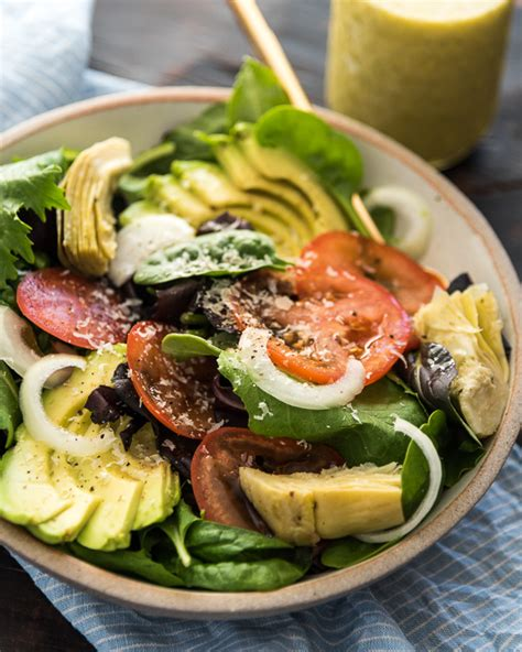 Copycat Olive Garden Salad by Olive Garden Salad Dressing Copycat Recipe