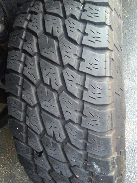 uneven tread wear ford  forum community  ford truck fans