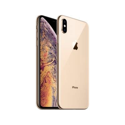 apple iphone xs max 64gb gold mt522hn a
