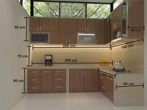 Per Meter Kabinet Dapur Kabinet Dapur Harga Kilang Ergonomik Dapur Standard