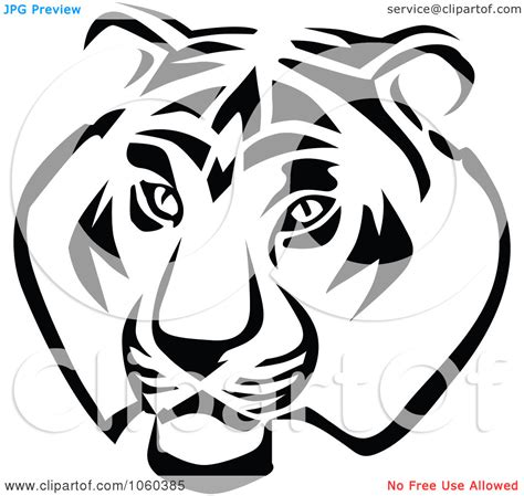 realistic tiger coloring pages face coloring page