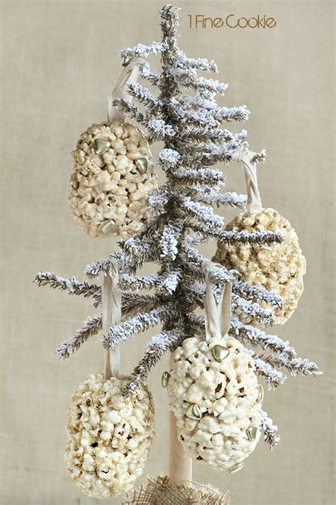 popcorn ornament balls filled with holiday surprises 1